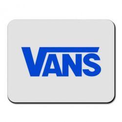 Коврик для мыши Vans - FatLine