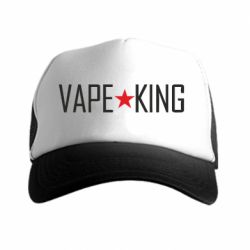 Кепка-тракер Vape King - FatLine