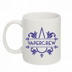 Кружка 320ml Vaper Crew - FatLine