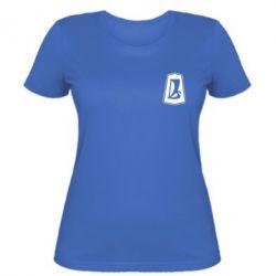 Женская футболка ВАЗ - FatLine