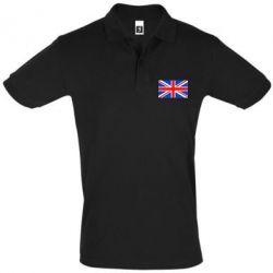 Футболка Поло Великобритания - FatLine