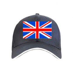 Кепка Великобритания - FatLine