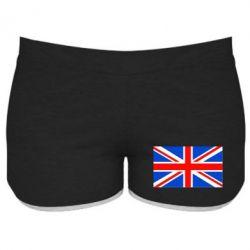 Женские шорты Великобритания - FatLine