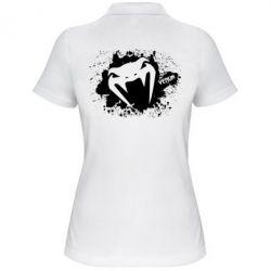 Женская футболка поло Venum Art