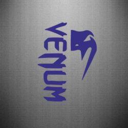 Наклейка Venum - FatLine