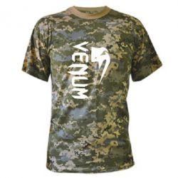 Камуфляжная футболка Venum - FatLine