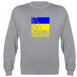 Реглан Виготовлено в Україні - FatLine