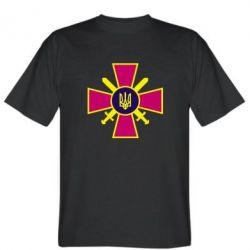 Мужская футболка Військо України - FatLine