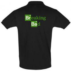 Футболка Поло Во все тяжкие (Breaking Bad) - FatLine