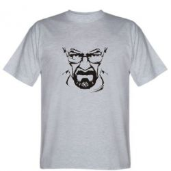 Мужская футболка Во все тяжкие (Уолтер) - FatLine