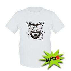 Детская футболка Во все тяжкие (Уолтер) - FatLine