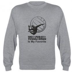 Реглан Волейбол Is my favorite