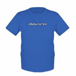 Детская футболка Волга - FatLine
