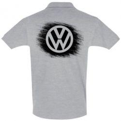 Футболка Поло Volkswagen art