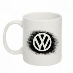Кружка 320ml Volkswagen art