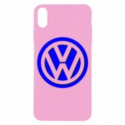 Наклейка Volkswagen Logo - FatLine