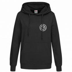 Женская толстовка Volkswagen Logo - FatLine