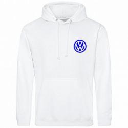Толстовка Volkswagen Logo - FatLine