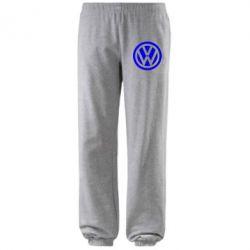 Штаны Volkswagen Logo - FatLine
