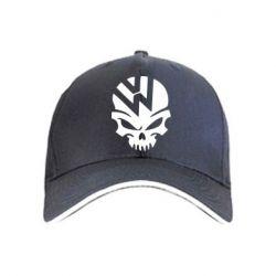 Кепка Volkswagen Skull - FatLine