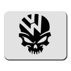 Коврик для мыши Volkswagen Skull - FatLine