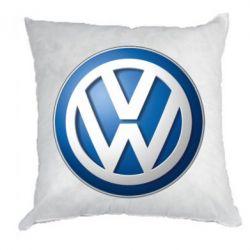 Подушка Volkswagen Small Logo - FatLine