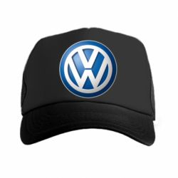 Кепка-тракер Volkswagen Small Logo - FatLine