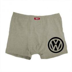 Мужские трусы Volkswagen - FatLine