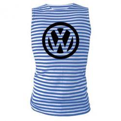 Майка-тільняшка Volkswagen - FatLine