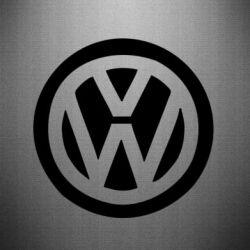 Наклейка Volkswagen - FatLine
