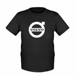 Детская футболка Volvo - FatLine