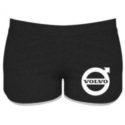 Женские шорты Volvo - FatLine