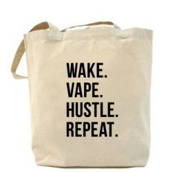 Сумка Wake.Vape.Hustle.Repeat.
