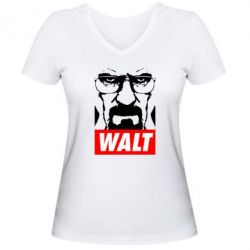 ������� �������� � V-�������� ������� Walter White Obey - FatLine