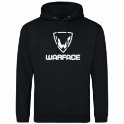 Толстовка Warface Logo - FatLine