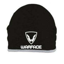 Шапка Warface Logo - FatLine