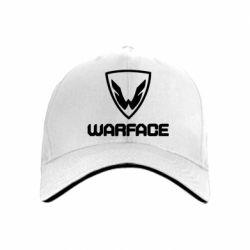 Кепка Warface Logo - FatLine