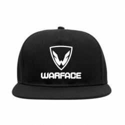 Снепбек Warface Logo - FatLine