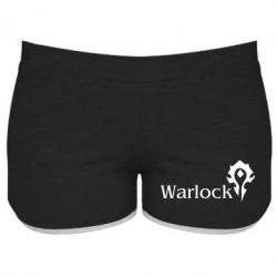 Женские шорты Warlock - FatLine
