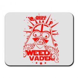 Коврик для мыши Weed Vader - FatLine