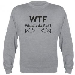 Реглан Where is The Fish