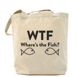 Сумка Where is The Fish