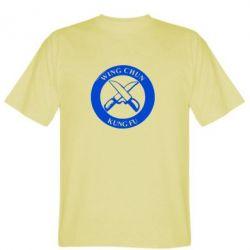 Мужская футболка Wing Chun kung fu - FatLine