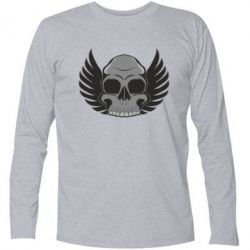 �������� � ������� ������� Winged Skull - FatLine