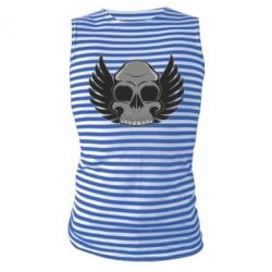 �����-��������� Winged Skull - FatLine