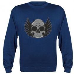 ������ Winged Skull - FatLine