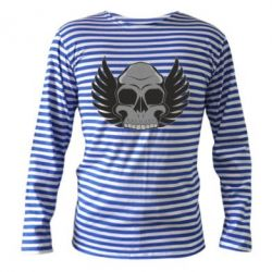 ��������� � ������� ������� Winged Skull - FatLine