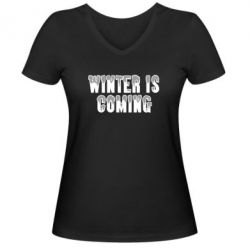 ������� �������� � V-�������� ������� Winter is coming (Game of Thrones) - FatLine