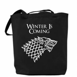 Сумка Winter is coming (Игра престолов) - FatLine