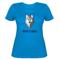 ������� �������� Winter is coming Wolf - FatLine